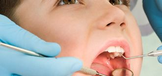Start young with dental visits